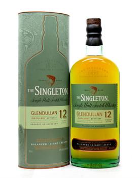 The Singleton single Malt Glendullan 12yr