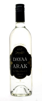 Dayaa Arak Ultra Smooth 53% alc/vol