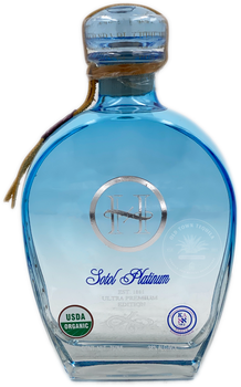 Hacienda De Chihuahua Sotol Platinum (Kosher) 750ml