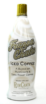 Frappa chata Iced coffee with Rum and Horchata