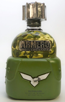 Armero Reposado Tequila The Evolution