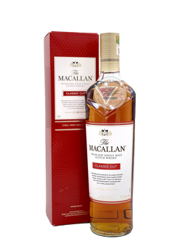 The Macallan Classic Cut Limited 2018 Edition Highland Single Malt Scotch Whisky