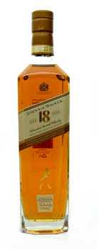 JOHNNIE WALKER 18YR BLENDED SCOTCH