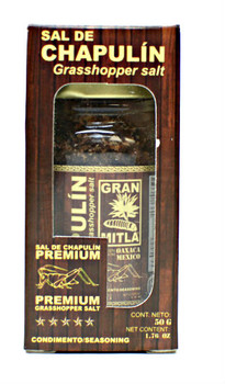 Sal De Chapulin Grasshopper Salt 50 grams