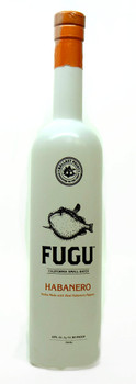 Fugu Habanero Vodka
