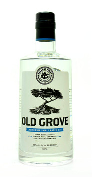 Old Grove California small batch Gin