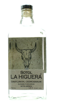 La Higuera Sotol Dasylirion, Cedrosanum