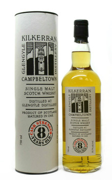 Kilkerran Single Malt 8yr Cast strength