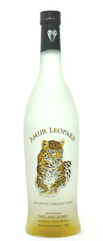 Amur Leopard Oats and Honey Siberian Vodka