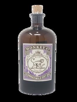 Monkey 47 Dry Gin Germany Schwarzwald 1 Liter Bottle
