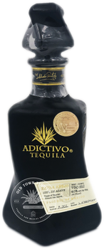 Adictivo Extra Anejo Limited  Black Edition