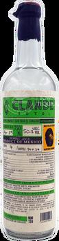 Clande Sotol Green Label Bienvenido Fernandez
