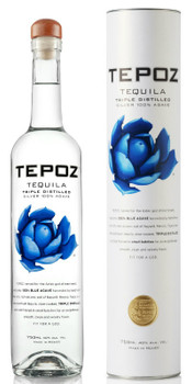 TEPOZ SILVER TEQUILA
