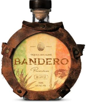 BANDERO BLANCO TEQUILA