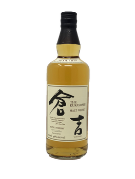 KURAYOSHI MALT WHISKY 46% 750ML