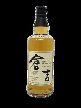 KURAYOSHI MALT WHISKY 46% 750ML