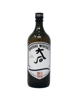 OHISHI BRANDY CASK REGULAR WHISKY 41.8% 750ML