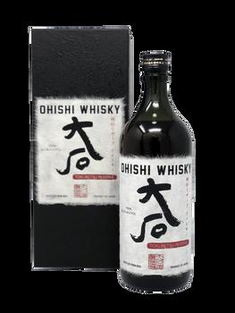 OHISHI TOKUBETSU RESERVE WHISKY 750ML