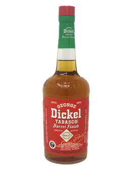 George Dickel Tabasco Barrel Finish Whiskey 750ML