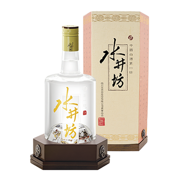 Shui Jing Fang Wellbay Baijiu 375ml