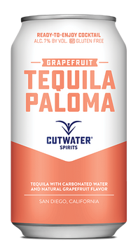 Cutwater Grapefruit Tequila Paloma