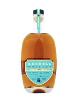 Barrel Whiskey Infinite Barrel Project
