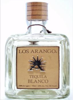 Los Arango Blanco Tequila