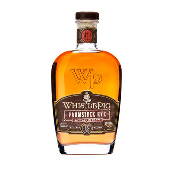 WhistlePig Farmstock Rye Crop No. 002