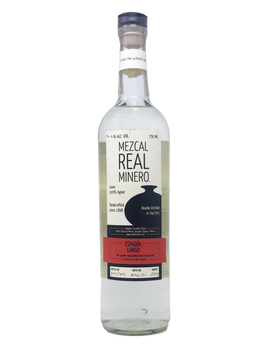 Real Minero Espadin Largo Mezcal