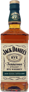 Jack Daniel's Straight Rye Whiskey