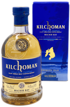 Kilchoman Machir Bay Islay Single Malt Scotch Whisky 750ml