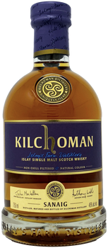 Kilchoman Sanaig Scotch Whisky