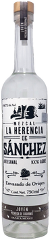 La Herencia de Sanchez Pechuga de Codorniz Mezcal