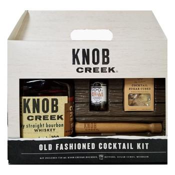 Knob Creek Old Fashioned Cocktail Kit