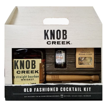 Knob Creek Old Fashioned Cocktail Kit