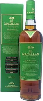 The Macallan Edition No. 4 Single Malt Whisky