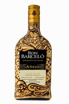 Ron Barcelo Ubiera Anejo Rum Limited Edition