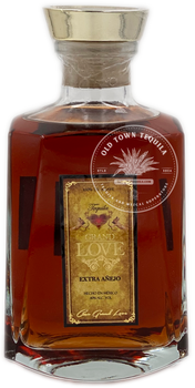 Grand Love Tequila Extra Anejo 750ml
