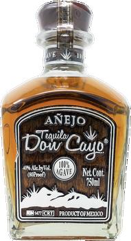 Don Cayo Anejo Tequila