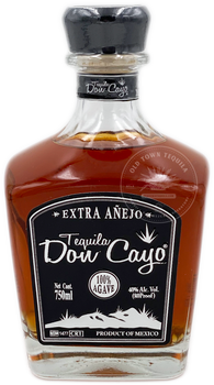 Don Cayo Extra Anejo Tequila 750ml