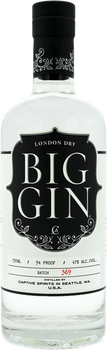 London Dry Big Gin