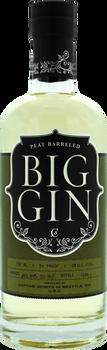 Peat Barreled Big Gin