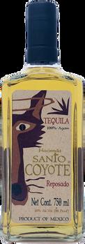 Santo Coyote Reposado Tequila