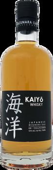 Kaiyo Japanese Mizunara Oak Whisky