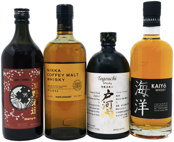 Japanese Whisky Combo 1