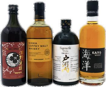 Japanese Whisky Combo 1