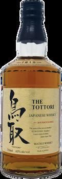 The Tottori Ex-Bourbon Barrel Japanese Whisky