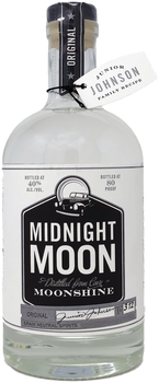 Midnight Moon 80 Proof Moonshine