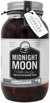Midnight Moon Cranberries Moonshine