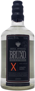Bruxo X Espadin Barril Mezcal